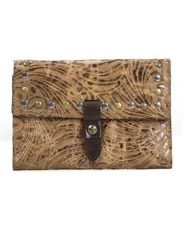 Glazed Floral Collection Colli Wallet