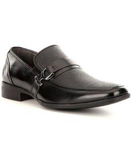 Santer Slip-on Leather Dress Loafers