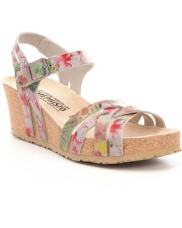 Lanny Wedge Sandals