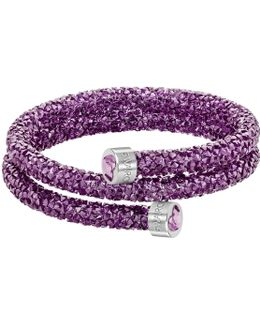 Limited-edition Heart Crystal Dust Coil Bracelet