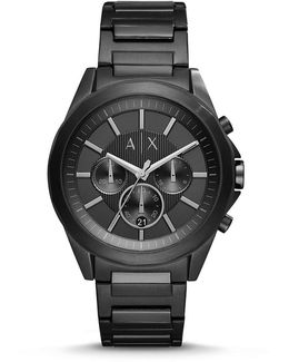 Ax Armani Exchange Drexler Chronograph & Date Bracelet Watch