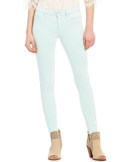 Kiss Me Low-rise Super Skinny Jeans