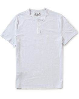 Bing Short-sleeve Henley Shirt