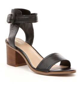 Dezi Leather Sandals