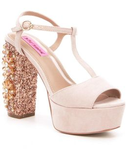 Ferra Platform Dress Sandals