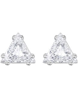 Attract Triangle Stud Earrings