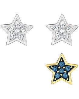 Wishes Star Stud Earring Set