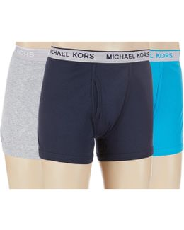 Cotton Modal Trunks 3-pack