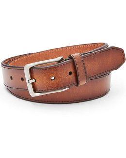 Griffin Leather Belt