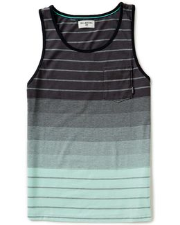 Faderade Striped Tank