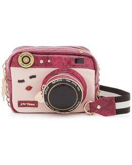 Close Up Camera Cross-body Bag