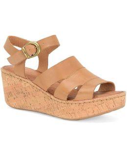 Anori Wedge Sandals