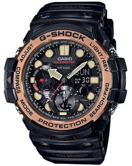 Master Of G-series Ana-digi Resin-strap Watch