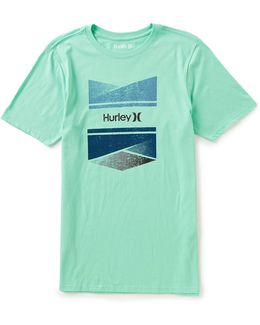 New Order Short-sleeve Crew Neck Graphic Tee