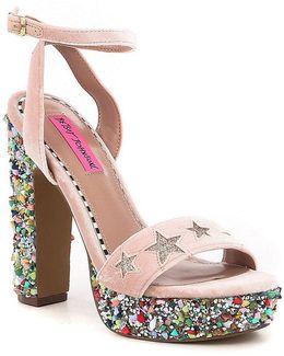 Kenna Platform Dress Sandals