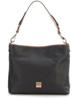 Pebble Collection Xl Courtney Hobo Bag