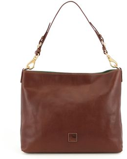 Florentine Collection Xl Courtney Hobo Bag