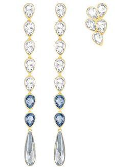 Crystal Earring Set