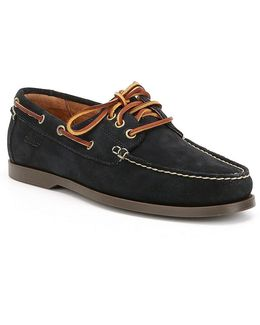 Men ́s Bienne Ii Suede Boat Shoes