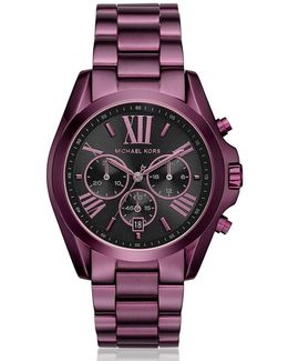 Limited-edition Bradshaw Chronograph & Date Bracelet Watch