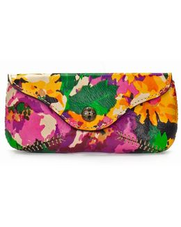 Summer Evening Bloom Collection Ardenza Sunglass Case
