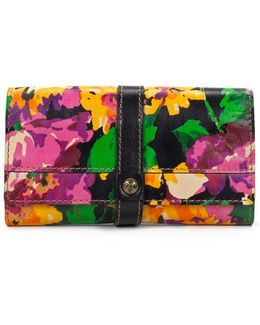 Summer Evening Bloom Collection Murcia Wallet