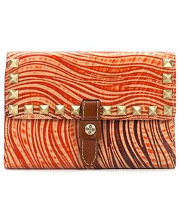 Wavy Stripe Collection Colli Wallet