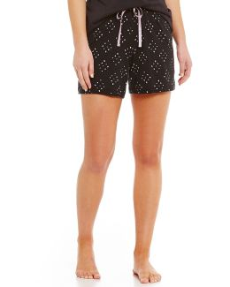 Topia Geometric Gemstone Sleep Shorts
