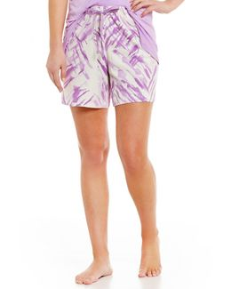 Topia Animal Attraction Jersey Sleep Shorts