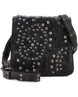 Studded Link Collection Granada Cross-body Bag