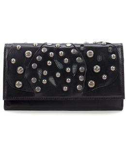 Studded Link Collection Terresa Wallet