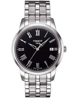 Classic Dream Analog & Date Bracelet Watch