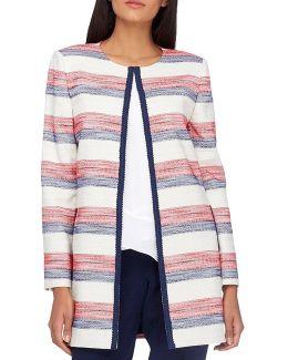 Novelty Striped Jacket