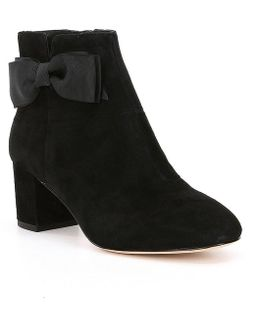 Langley Bow Booties