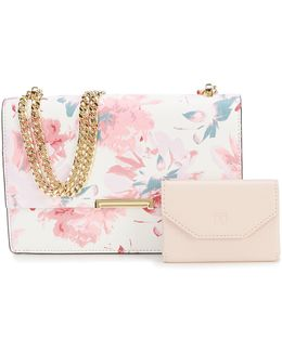 Mara Floral Cocktail Bag
