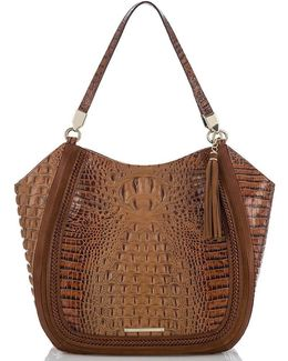 Toasted Almond Dalton Collection Thelma Tote