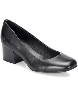 Amery Leather Pumps