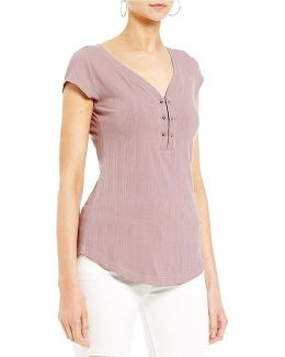 Gordon 2.0 Henley Top