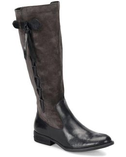 Cook Tall Boots