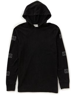 Canyon Pullover Jersey Hoodie