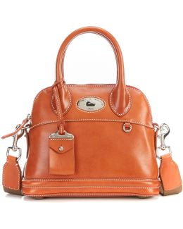 Florentine Toscana Small Domed Satchel