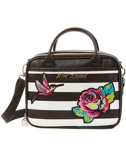 Belle Rose Lunch Tote