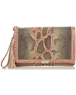 Pachanga Collection Lily Tasseled Convertible Pouch