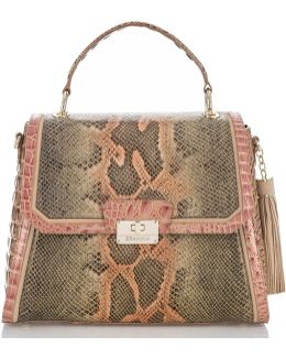 Pachanga Collection Brinley Tasseled Satchel