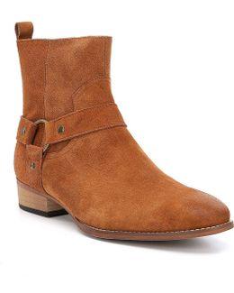 Men's Palazo Harness Boot