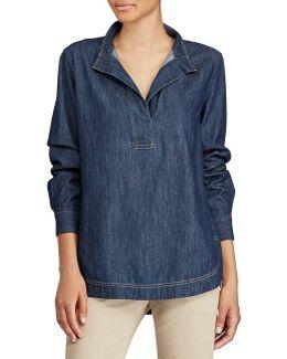 Denim Cotton Tunic