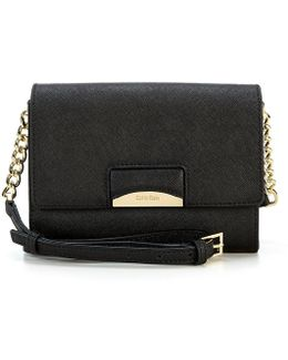 Connie Flap Cross-body Bag