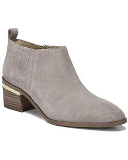 Aberdale Suede Booties