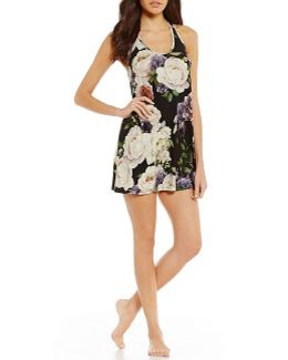 Renee Floral Knit Chemise