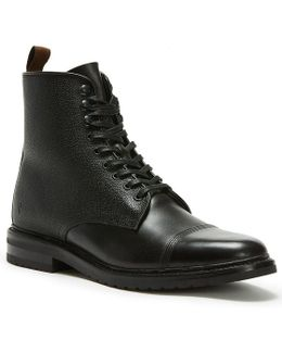 Men's Officer Lace Up Boots